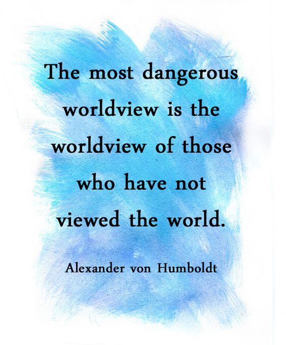 Dangerous worldviews