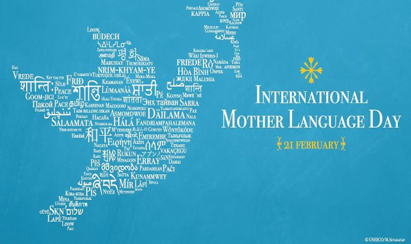 On International Mother Language Day