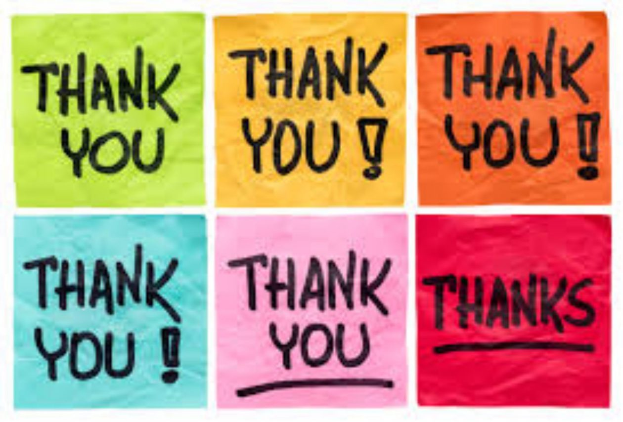 Are school leaders ever thanked?