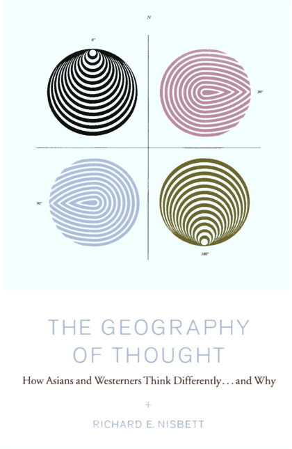 The Geography of Thought – an important text for any reading list on (international) education